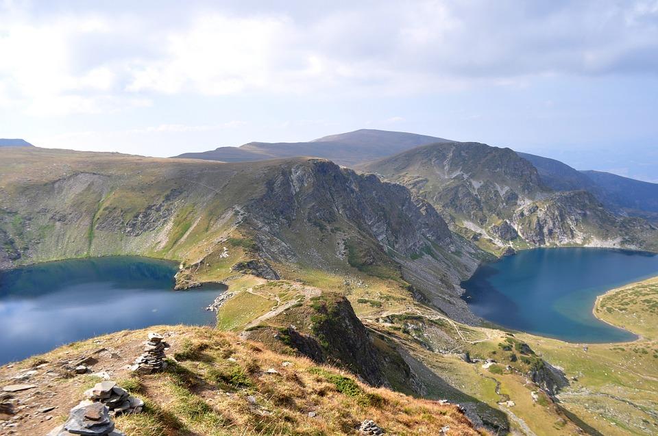 Lake-Nature-Landscape-Mountain-Rila-Bulgaria-459622