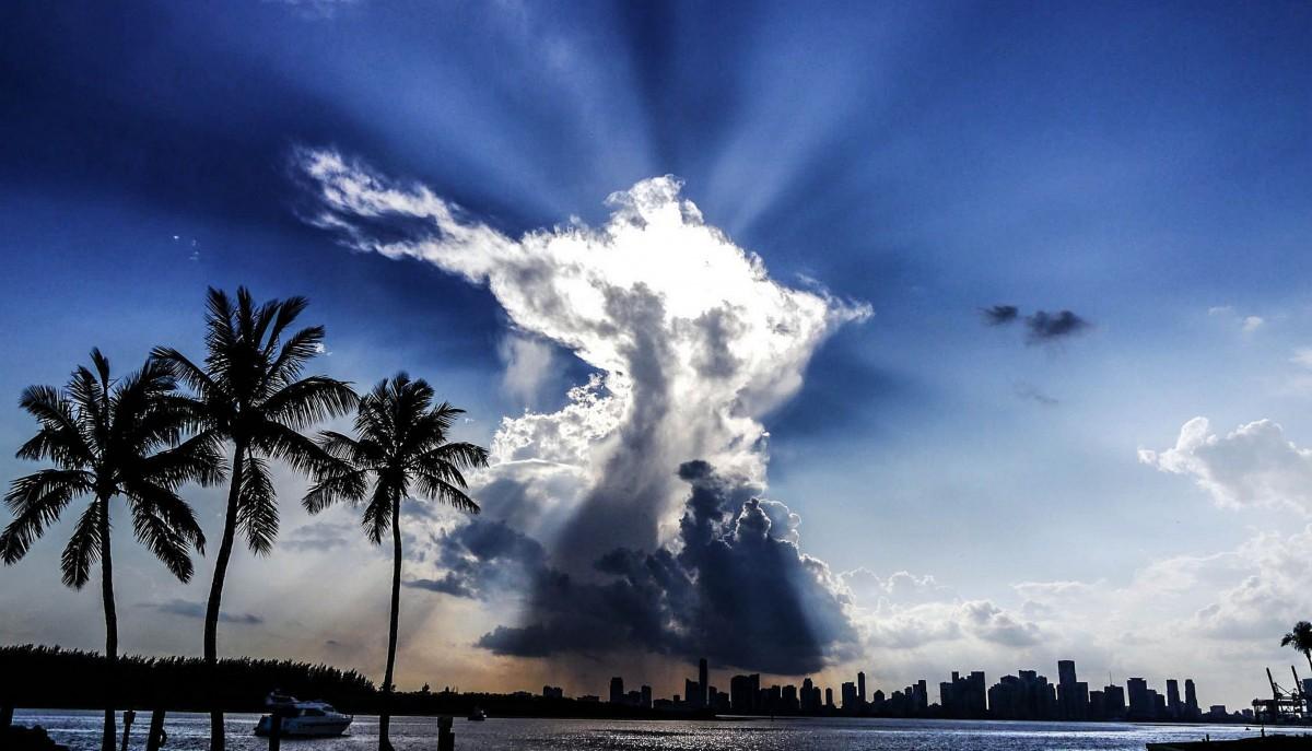 miami_florida_maimi_fl_symbol_sky_sky_formation_symbolism_clouds-688907