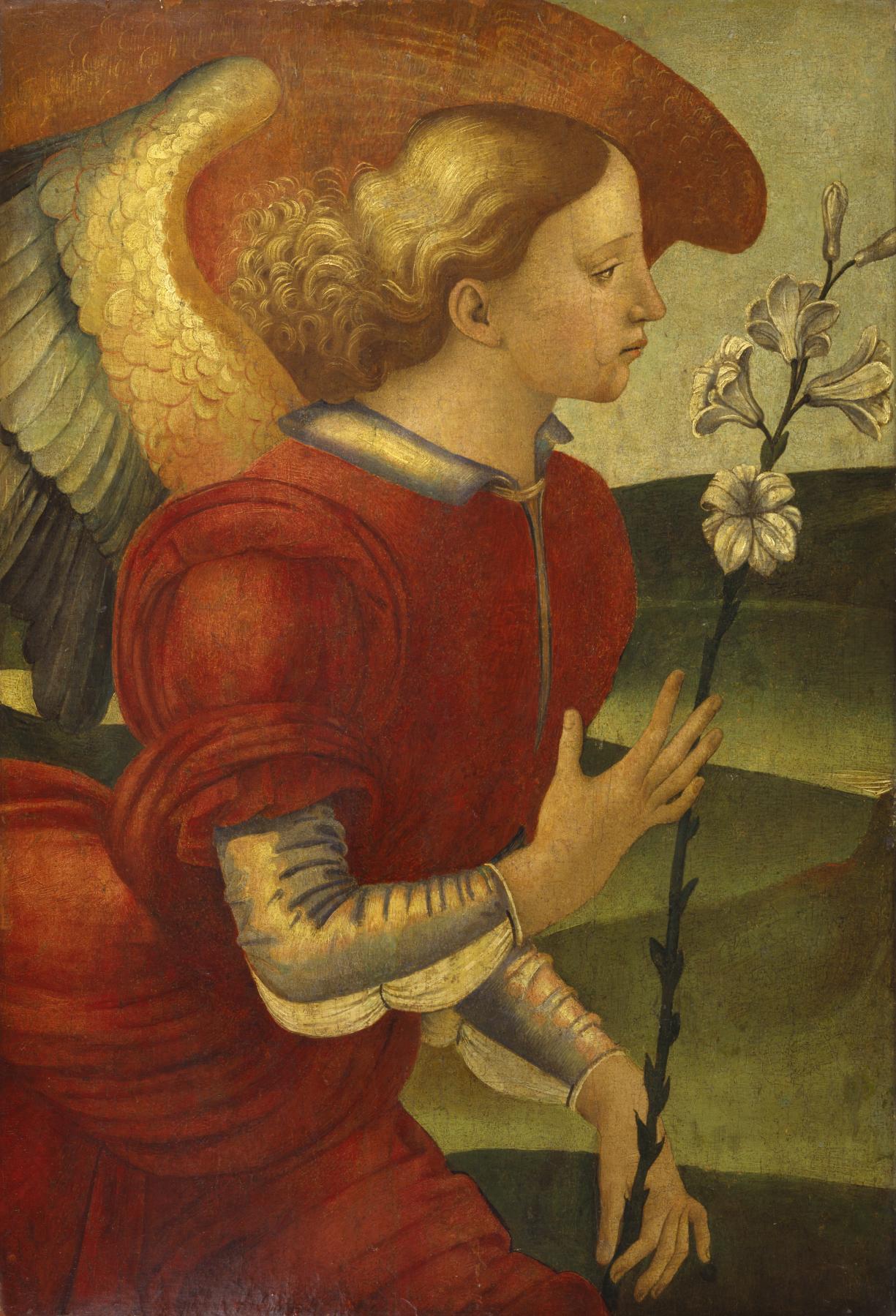 Luca_Signorelli_-The_Archangel_Gabriel-_Walters_37520