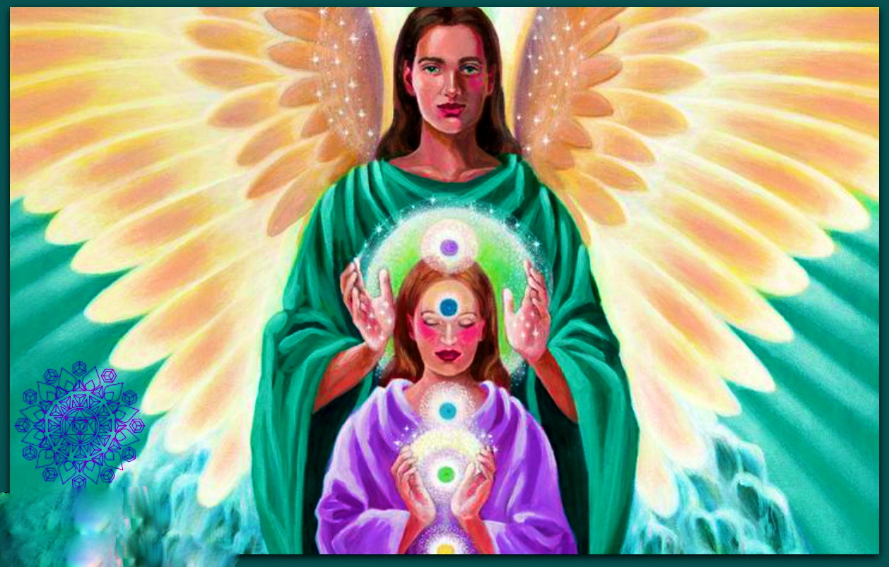 Healing with Archangel Raphael