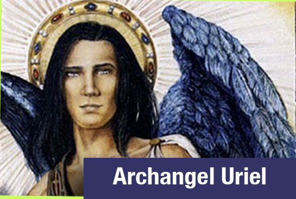 Connect with Archangel Uriel, the Angel of Magic and Wisdom