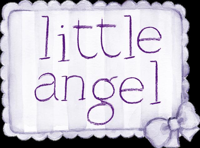 little-angel-scritta