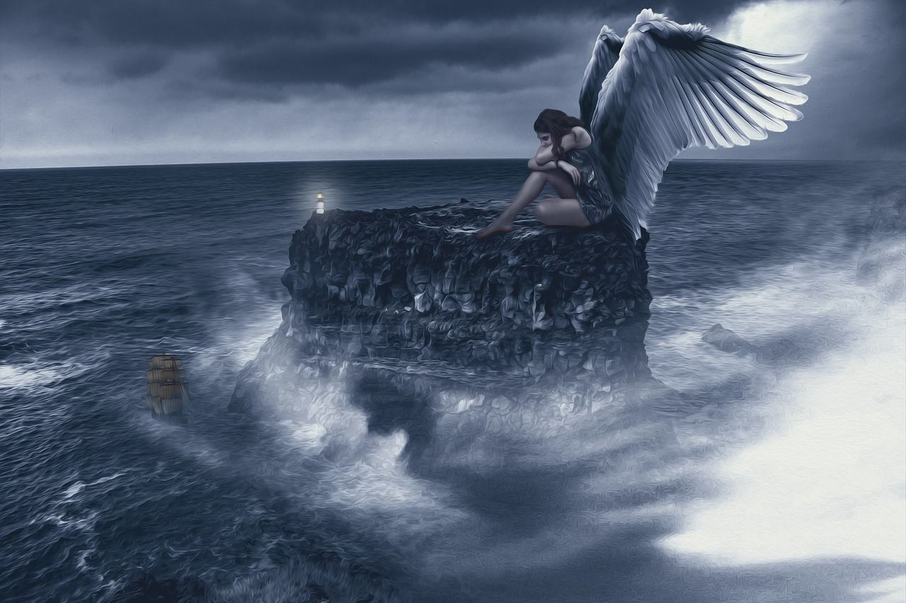 An Angelic Prayer for Protection and Hope in the Storms of Life