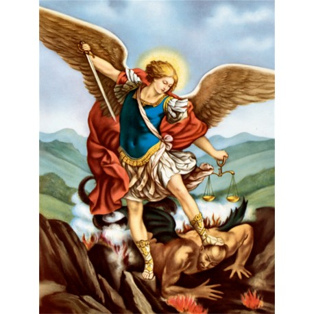 poster-of-saint-michael-archangel
