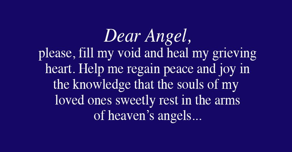 An-Angelic-Prayer-for-the-Healing-of-Grief
