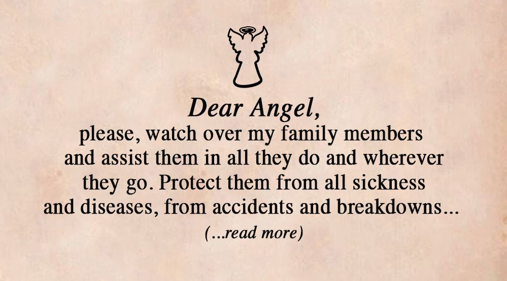 An-Angelic-Prayer-For-Family