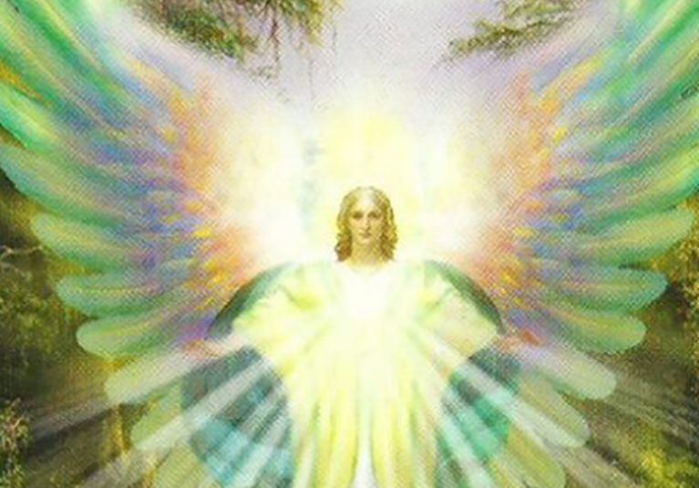 archangel-raphael-green-light