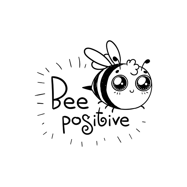 bee-positive-vector