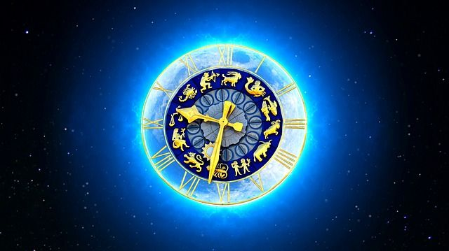 zodiac-signs-clock-sky-blue