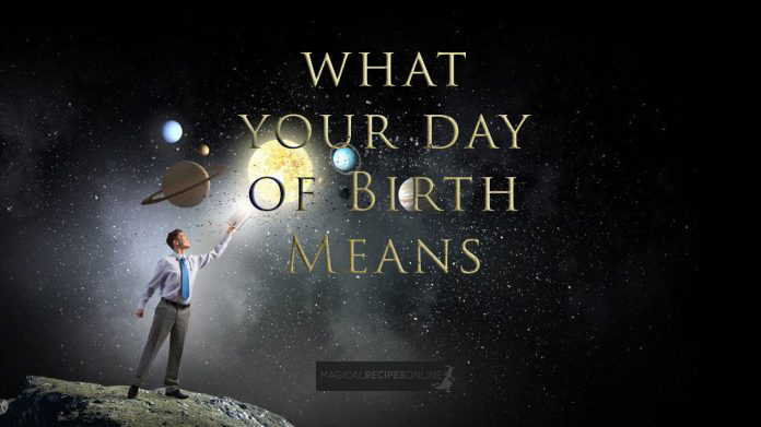 Numerology Secrets. What Your Day of Birth Means.