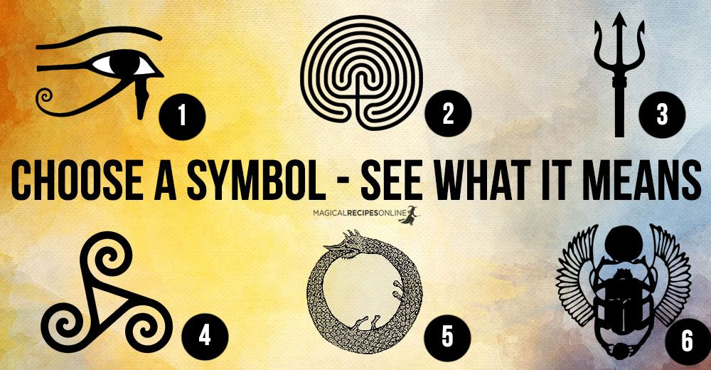 Your Favorite Symbol Has A Mystical Message For You