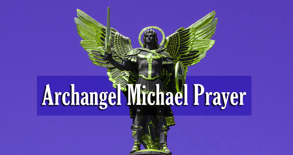 Archangel Michael Prayer