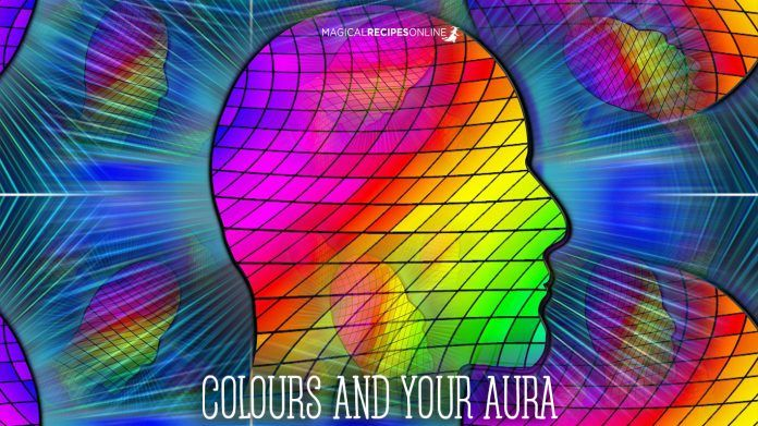 Colours and your Aura. Discover your personality colour