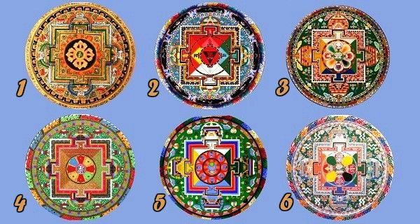 Pick A Tibetan Mandala And We Will Tell You What Empathetic Gift You Possess