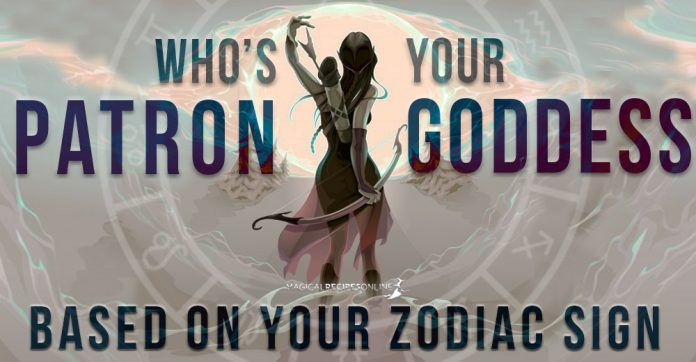 Who's Your Patron Goddess Based on Your Zodiac Sign