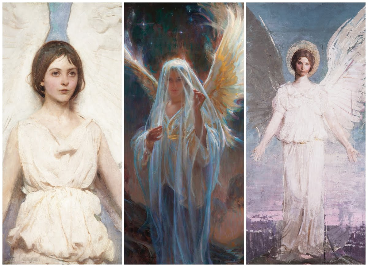 Select Your Favorite Card And Discover Your Message From The Angels