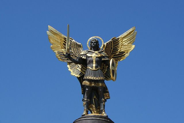 Archangel Michael – Prayer for Protection