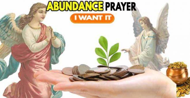 Read The Prayer To Cancel Debts and Attract Abundance