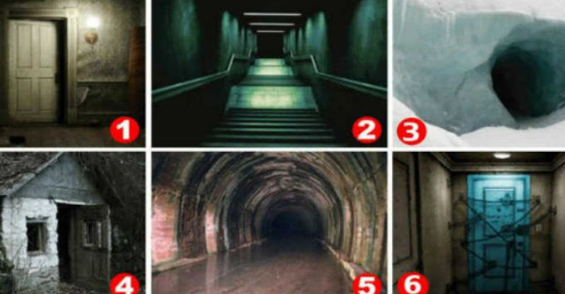 Test Of A Great Psychologist: Which Portal Are You Most Afraid To Enter?
