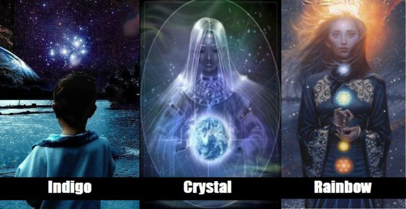 Find Out If You Are An Indigo, A Crystal Or A Rainbow Child