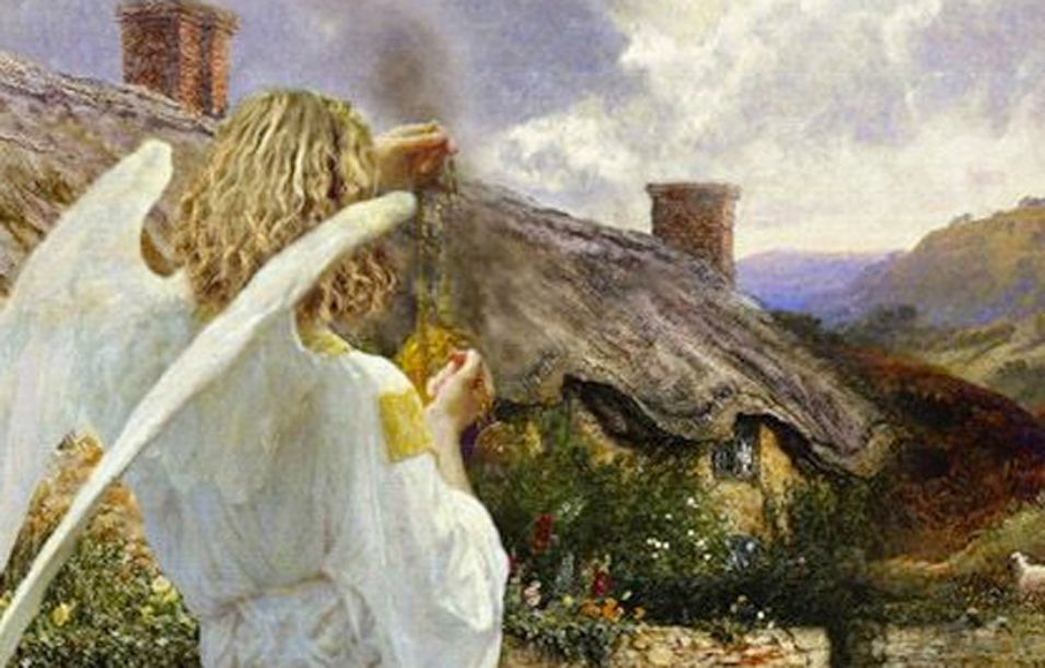10 Tips To Invite Angels Into Your Home
