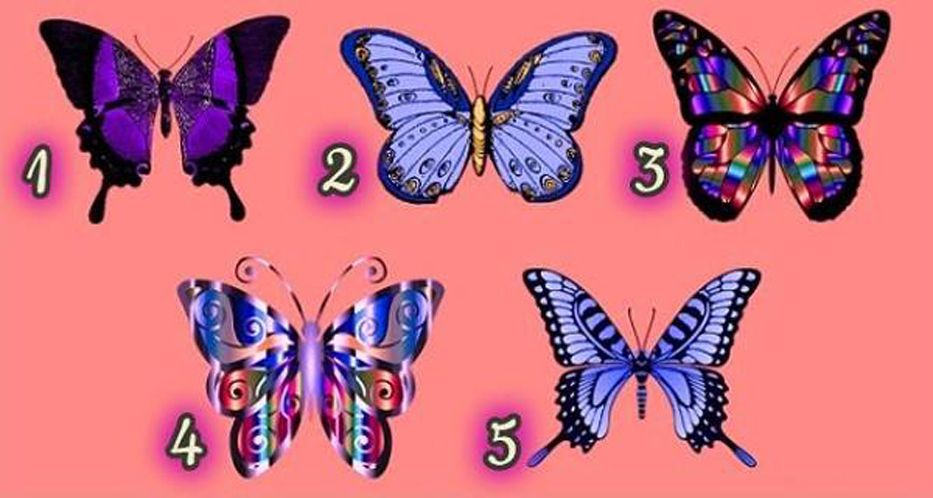 Pick One Of These Beautiful Butterflies To Reveal The Secrets Of Your Personality!