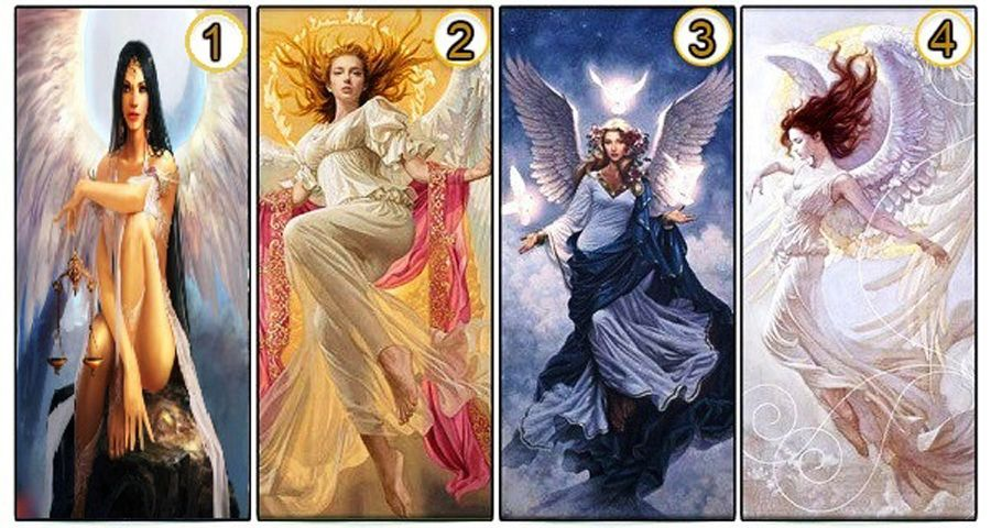 Discover Your True Personality According To One of These Guardian Angels