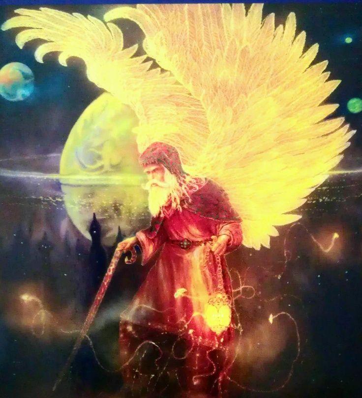 Archangel Raziel: Who Is He?