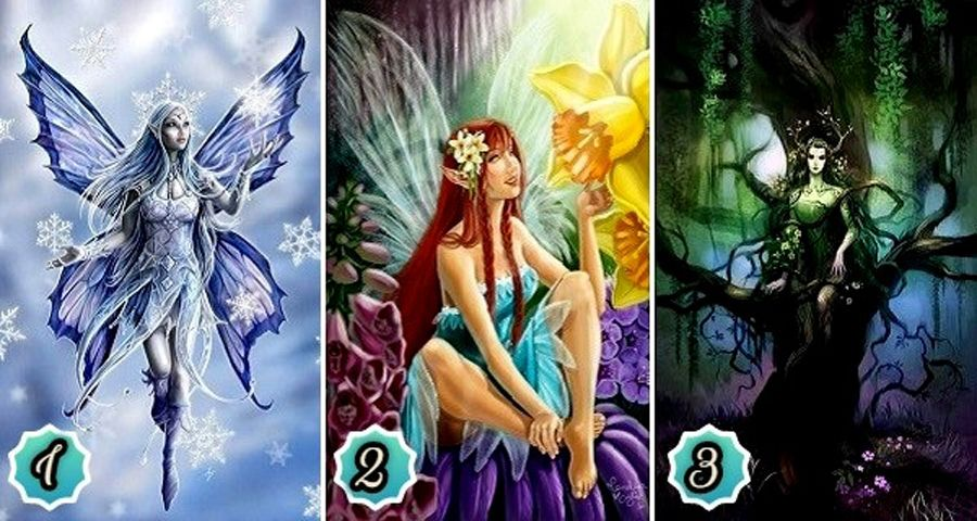 The Fairy You Drawn To Most Can Tell You About Your Personality! Find Out About Yours