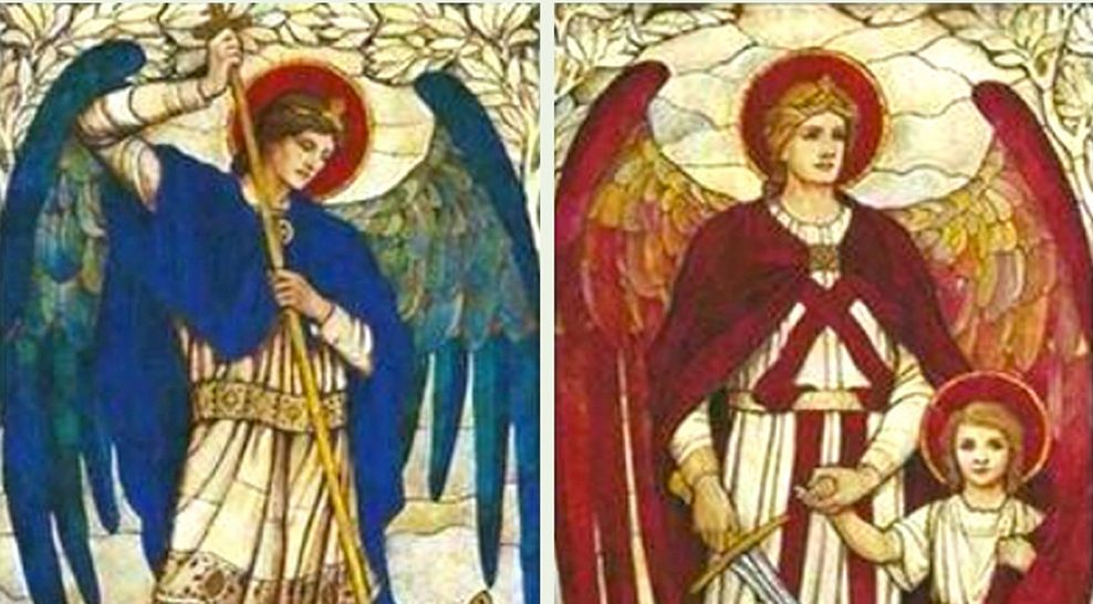 How to Work With Archangels Michael and Raphael to Relieve Pain