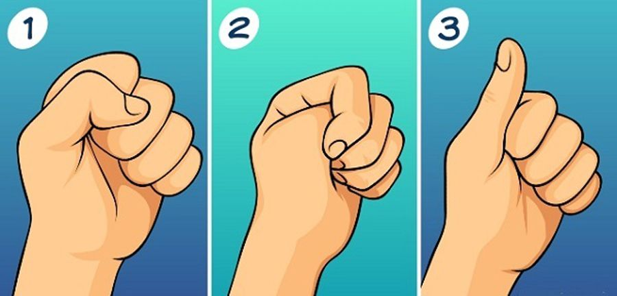 How You Close Your Fist Reveals Your Hidden Personality