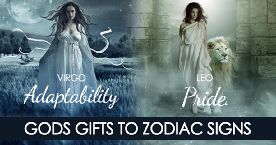 How Gods and Goddesses blessed zodiac signs with a unique Divine Gift