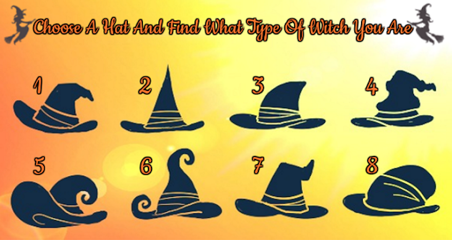 Halloween Special Test: What Type Of Witch Are You?
