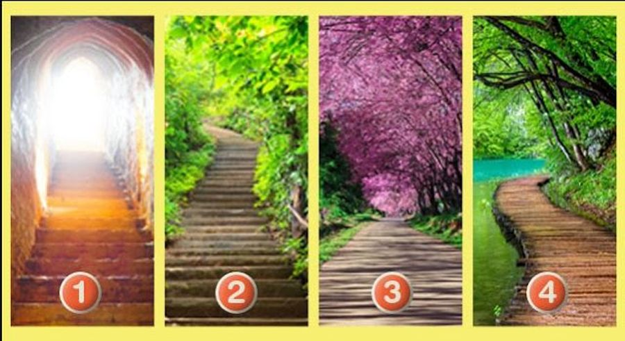 What's Your Life Path? The Path You're Drawn To Tells Your Personality