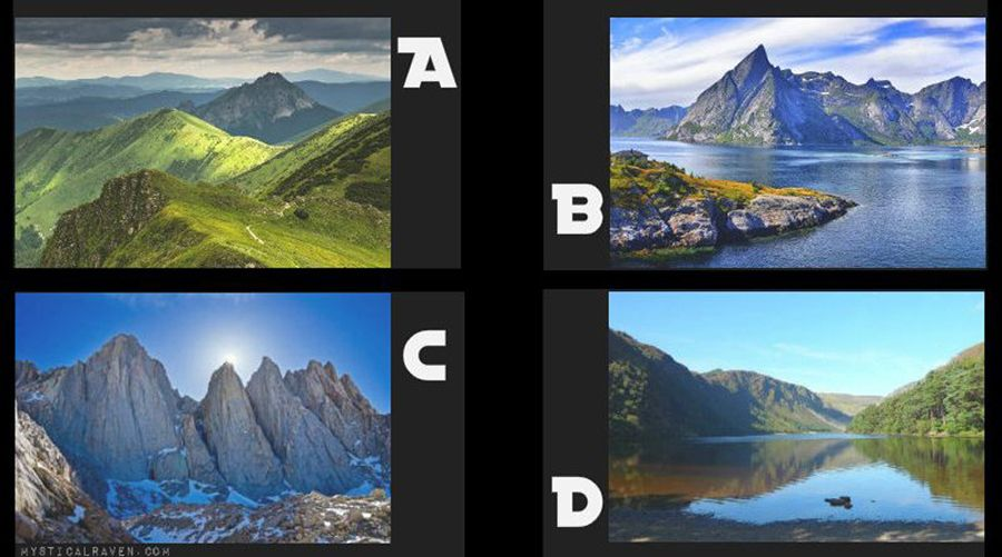Which Mountain Would You Explore? Your Choice Reveals Your True Soul Power