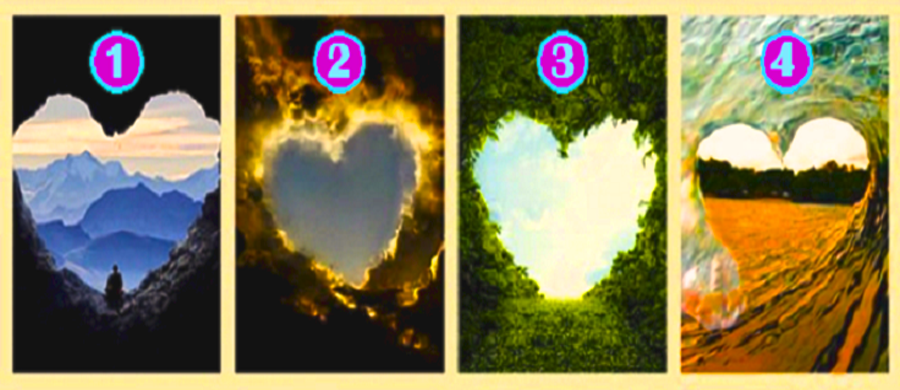 Which Heart Attracts You The Most? Find Out What Your Favorite Heart Reveals About Your Character!