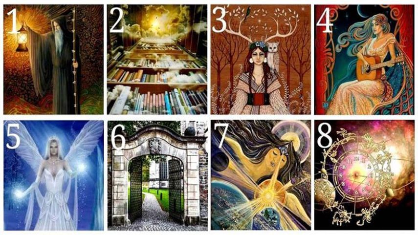 Pick Your Favorite ORACLE To Receive Her Prophetic Message For You!