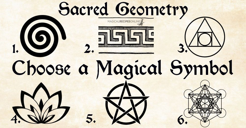 Sacred Geometry Test: Pick A Symbol, Discover Your Spirit Patterns