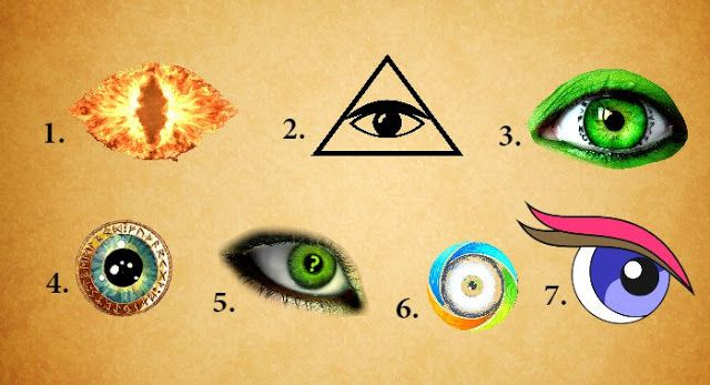 The Eye Of Your Choice Reveals A Secret About Your Subconscious Mind