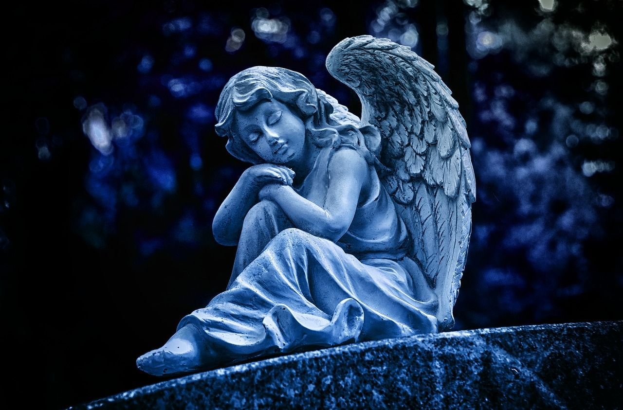 An Angelic Prayer For Insomnia