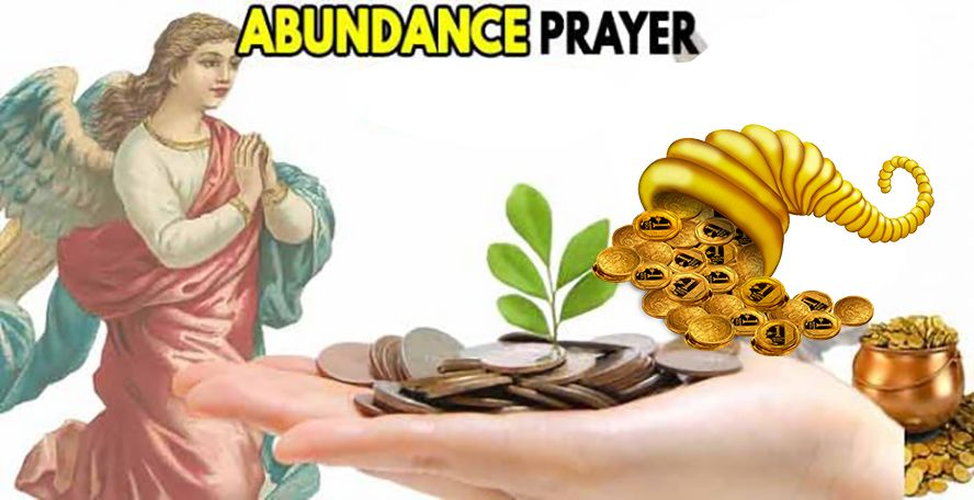 Learn The Prayer To Attract Abundance And Prosperity