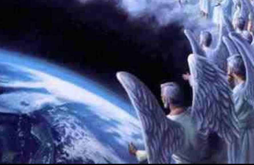 An Angelic Prayer for Mother Earth