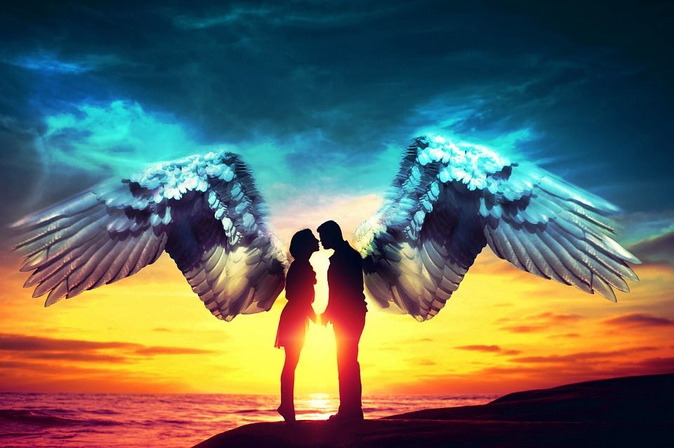 An Angelic Prayer For a Struggling Relationship