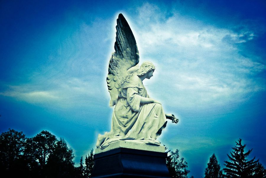 An Angelic Prayer for the Healing of Grief