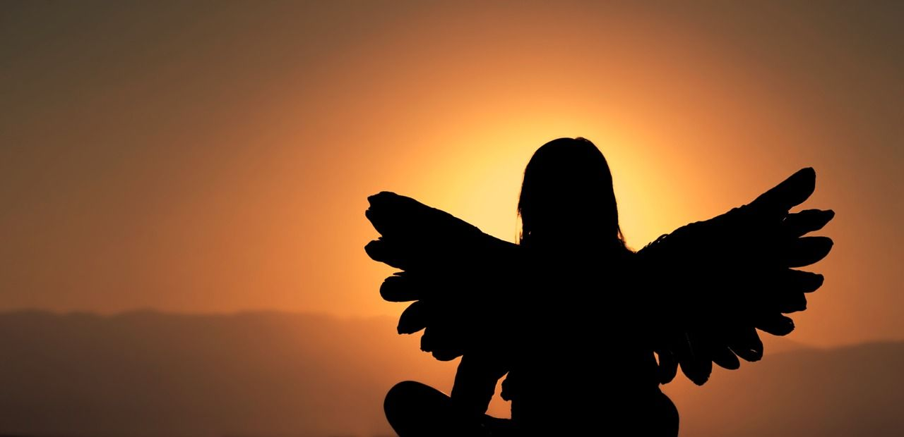 An Angelic Prayer to Overcome Pride