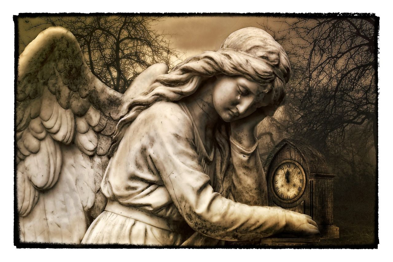 An Angelic Prayer To Heal Sadness And Feeling Of Loneliness