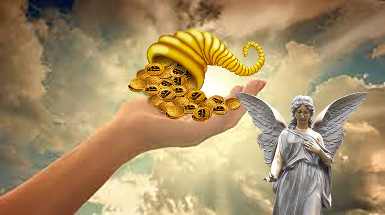 An Angelic Prayer For Overcoming Financial Stress