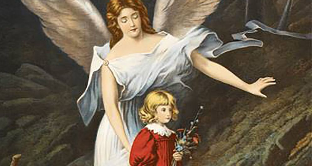 How to Know When Your Guardian Angel Is Near