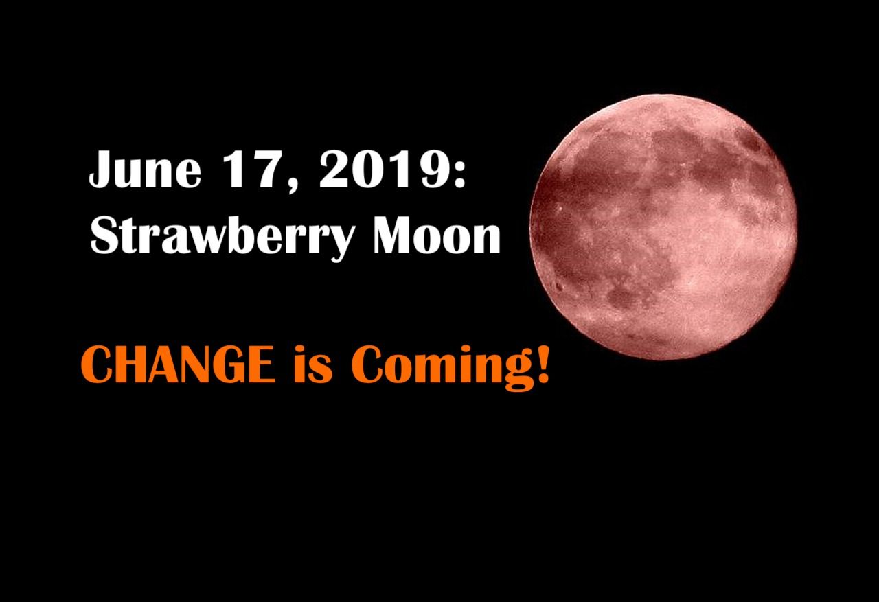 Full Strawberry Moon June 2019: What Will Happen?