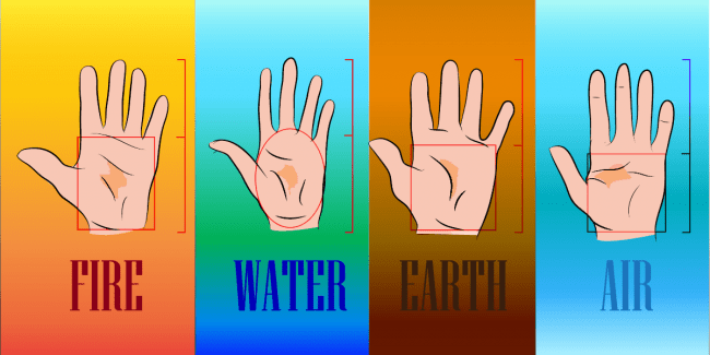 The Shape Of Your Palm Can Say Something About Your Personality